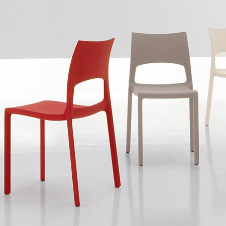 Idole - Bonaldo<br /> stackable chair